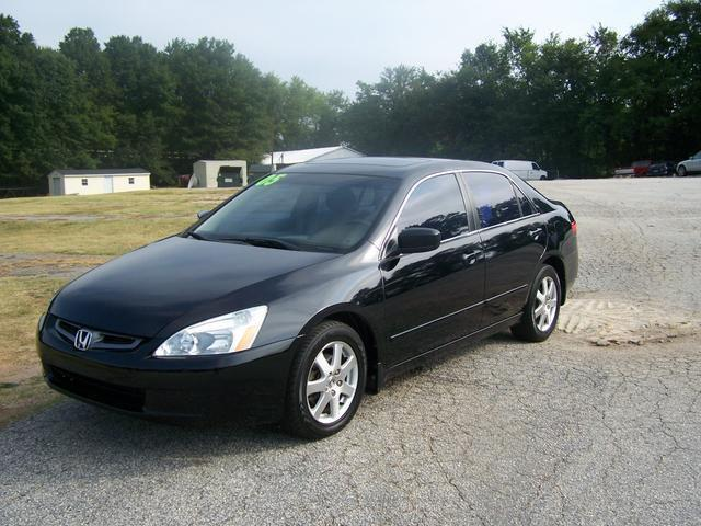 2005 honda accord ex l for sale in greenville south. Black Bedroom Furniture Sets. Home Design Ideas