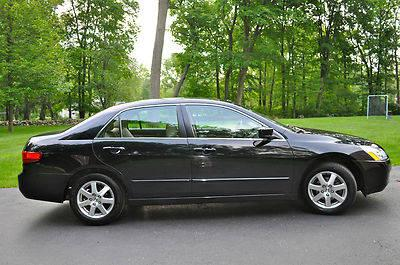 2005 honda accord ex sedan 4 door 3 0l 240hp v6 for sale. Black Bedroom Furniture Sets. Home Design Ideas