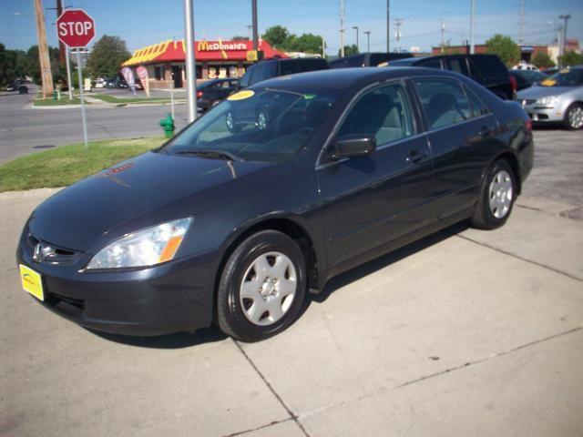2005 Honda Accord Lx For Sale In Ames Iowa Classified