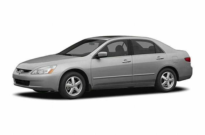 2005 Honda Accord LX LX 4dr Sedan