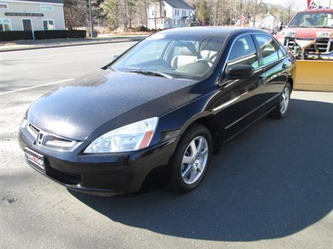 2005 honda accord sedan ex l sedan 4d for sale in wilton connecticut classified. Black Bedroom Furniture Sets. Home Design Ideas