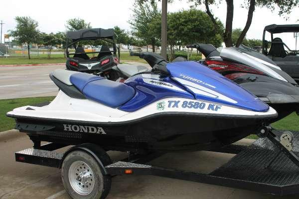 2005 Honda AquaTrax F-12X ARX1200T3