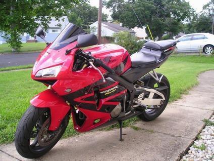 2005 HONDA CBR 600RR (red/black) for Sale in Chicago