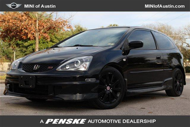 2005 honda civic coupe si 2dr hatchback for sale in austin. Black Bedroom Furniture Sets. Home Design Ideas
