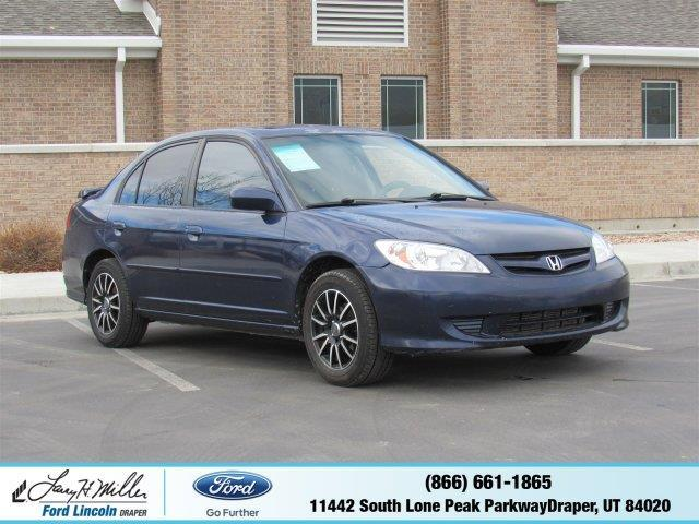 2005 Honda Civic EX EX 4dr Sedan