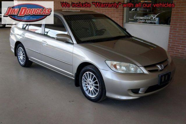 2005 Honda Civic EX - Gold - Auto - Nice Ride! for Sale in ...