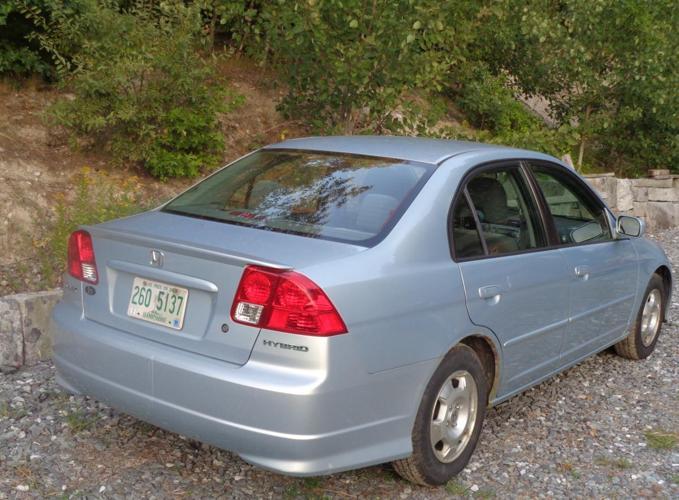 2005 Honda Civic Hybrid Good Cond 94 000 Mi For In Pelham New Hampshire