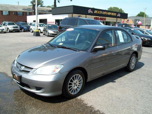 2005 honda civic lx for sale in norfolk virginia classified. Black Bedroom Furniture Sets. Home Design Ideas