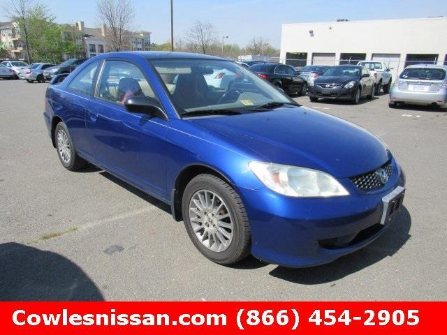 2005 honda civic lx lx 2dr coupe for sale in woodbridge virginia classified. Black Bedroom Furniture Sets. Home Design Ideas