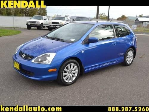 2005 honda civic si coupe for sale in lewiston idaho. Black Bedroom Furniture Sets. Home Design Ideas