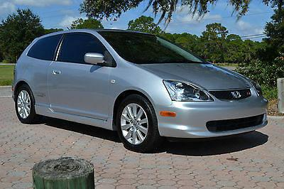 2005 honda civic si hatchback 3 door 2 0l florida car 1. Black Bedroom Furniture Sets. Home Design Ideas