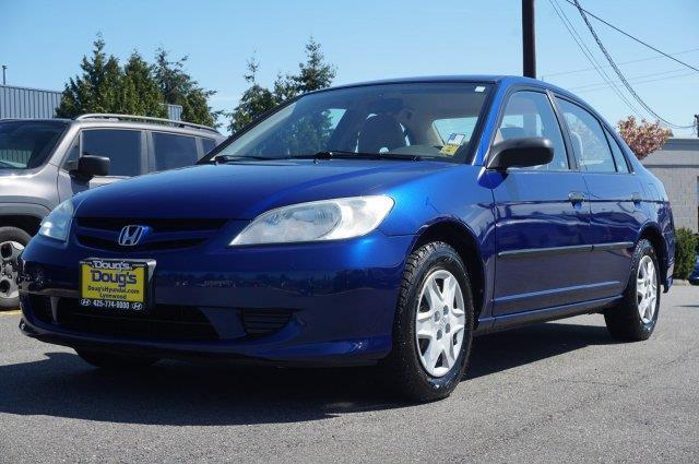 2005 honda civic value package value package 4dr sedan w front side airbags for sale in. Black Bedroom Furniture Sets. Home Design Ideas
