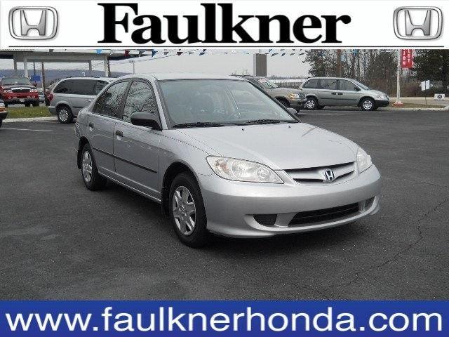 2005 Honda Civic VP for Sale in Harrisburg, Pennsylvania ...
