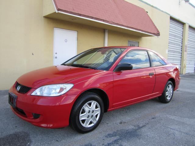 2005 honda civic vp for sale in miami florida classified for Honda civic vp