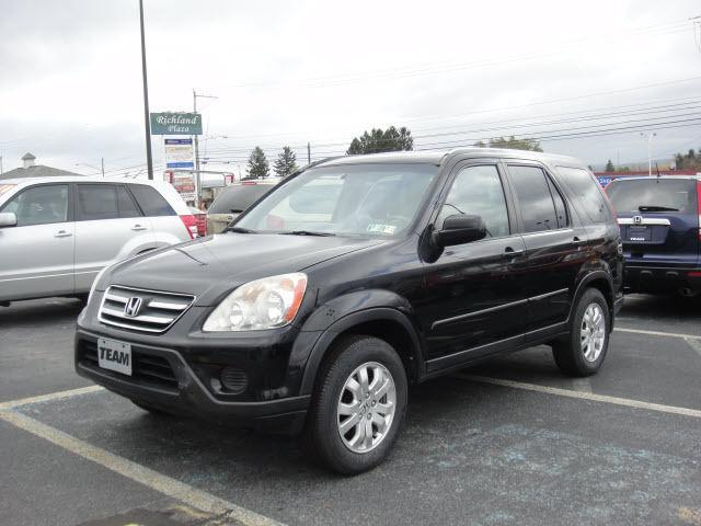 2005 Honda Cr V Se For Sale In Duncansville Pennsylvania