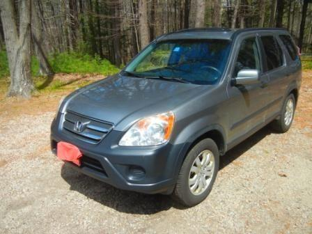 2005 HONDA CRV-EX VERY CLEAN CONDITION