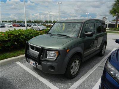 2005 honda element suv lx awd suv for sale in west palm beach florida classified. Black Bedroom Furniture Sets. Home Design Ideas