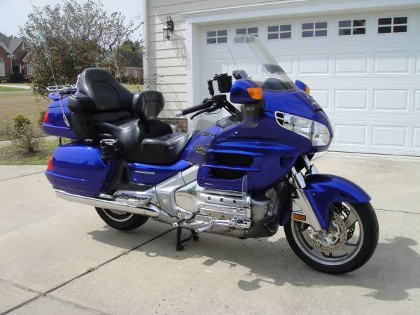 2005 Honda GL1800 Goldwing in Angier, NC