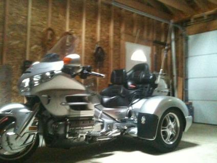 2005 Honda Gl1800 Goldwing Trike for Sale in Rochester, New