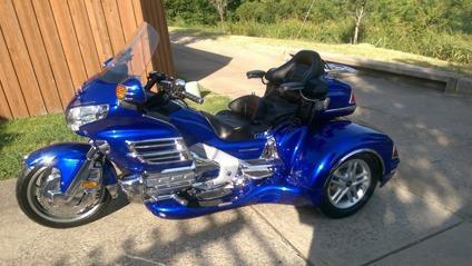 2005 honda goldwing trike for sale in dallas texas for Honda dallas tx