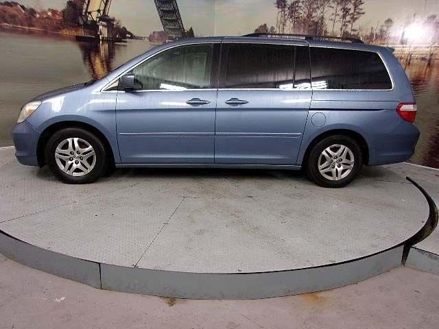 2005 Honda Odyssey EX-L 4dr EX-L Mini-Van w/Leather