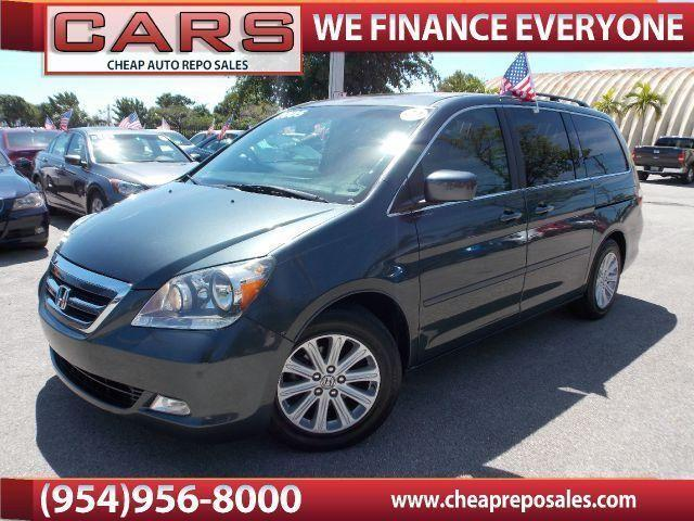 2005 honda odyssey touring w nav system and dvd for sale in pompano beach florida classified. Black Bedroom Furniture Sets. Home Design Ideas