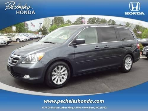 2005 Honda Odyssey Van Touring For Sale In New Bern North