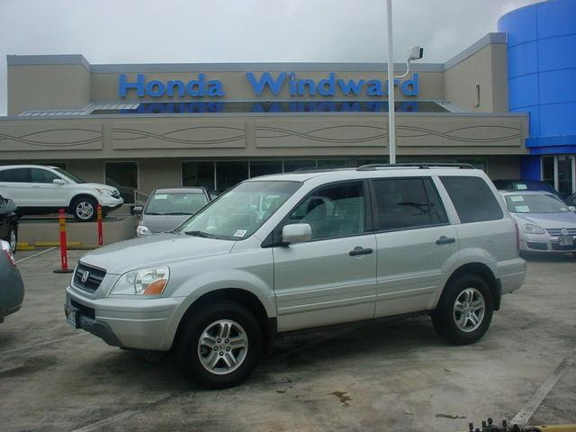 2005 honda pilot ex l for sale in kaneohe hawaii classified. Black Bedroom Furniture Sets. Home Design Ideas