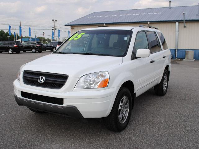 2005 honda pilot ex l for sale in smithfield north carolina classified. Black Bedroom Furniture Sets. Home Design Ideas