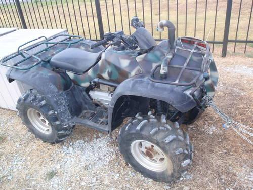 2005 Honda Rancher Trx400at 4wd 4 Wheeler For Sale In Krum
