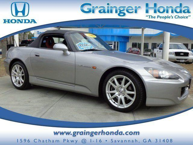 2005 honda s2000 convertible mt for sale in savannah. Black Bedroom Furniture Sets. Home Design Ideas