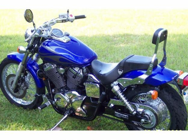 Superior 2005 Honda Shadow 750 Spirit