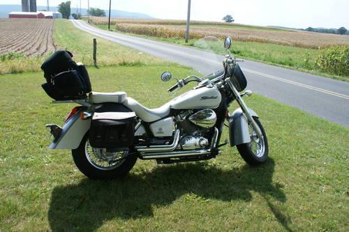 2005 Honda Shadow Aero 750 For Sale In Cove Pennsylvania