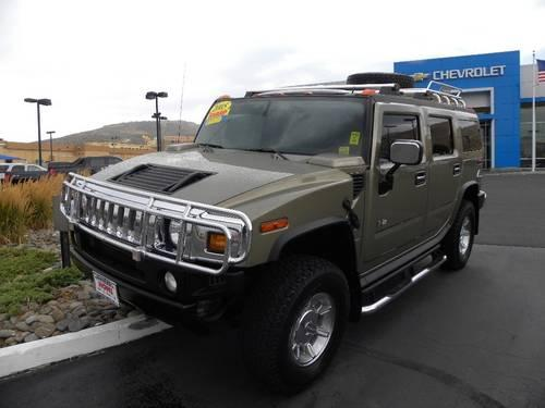 2005 Hummer H2 Suv 4dr Wgn Suv For Sale In Carson City
