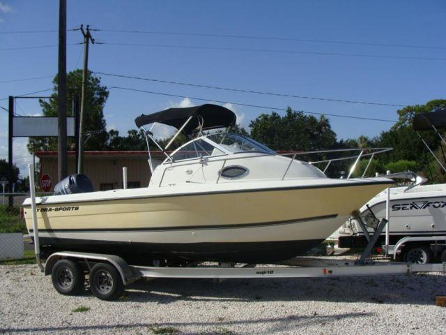 2005 Hydra-Sports 212 W/A for Sale in Gibsonton, Florida ...