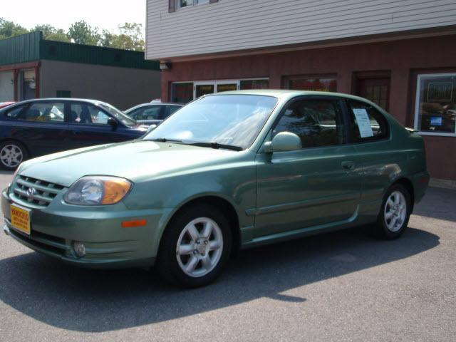 2005 hyundai accent gls for sale in hackettstown new. Black Bedroom Furniture Sets. Home Design Ideas