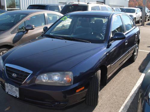 2005 Hyundai Elantra Sedan for Sale in New Hampton New