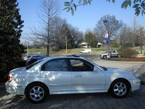 2005 hyundai sonata 4d sedan for sale in memphis tennessee classified. Black Bedroom Furniture Sets. Home Design Ideas