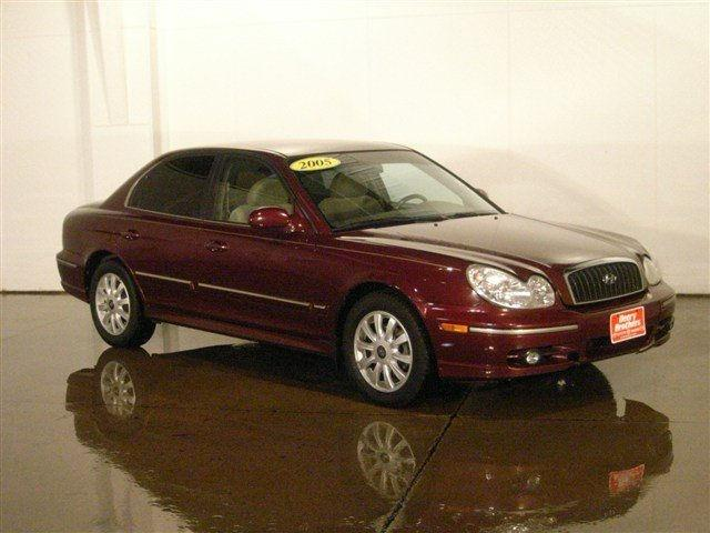 2005 hyundai sonata for sale in west burlington iowa classified. Black Bedroom Furniture Sets. Home Design Ideas