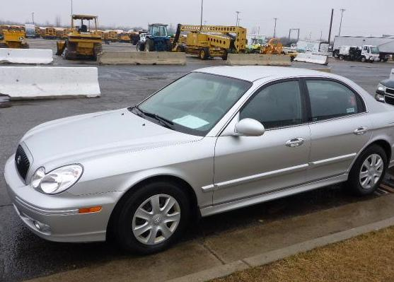 2005 hyundai sonata for sale in byron center michigan classified. Black Bedroom Furniture Sets. Home Design Ideas