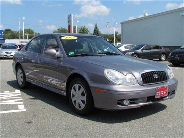 2005 hyundai sonata gl for sale in west warwick rhode island classified. Black Bedroom Furniture Sets. Home Design Ideas