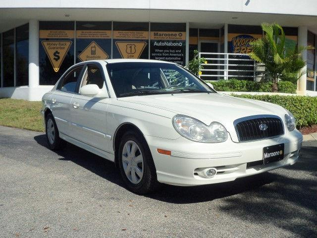 2005 hyundai sonata gl for sale in greenacres florida. Black Bedroom Furniture Sets. Home Design Ideas