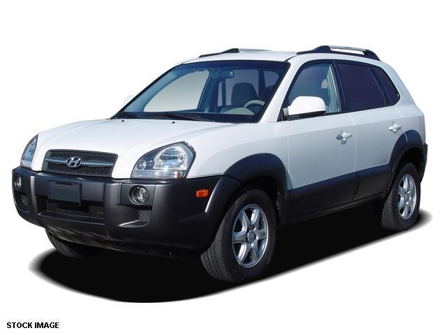 2005 Hyundai Tucson GLS 4dr GLS 4WD SUV