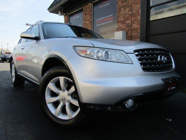 2005 infiniti fx35 base awd 4dr suv for sale in. Black Bedroom Furniture Sets. Home Design Ideas