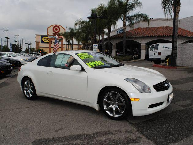 2005 infiniti g35 coupe 2dr cpe auto for sale in duarte california classified. Black Bedroom Furniture Sets. Home Design Ideas