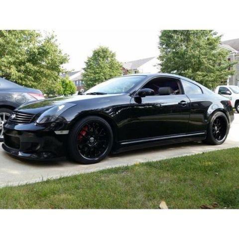 2005 Infiniti G35 Coupe 6mt Turbo For Sale In Hartford