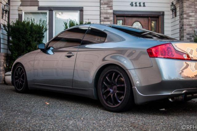 2005 infiniti g35 coupe sport for sale in edgewood washington classified. Black Bedroom Furniture Sets. Home Design Ideas