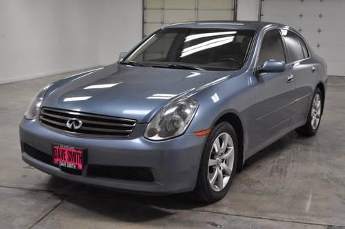 2005 infiniti g35x car awd for sale in kellogg idaho. Black Bedroom Furniture Sets. Home Design Ideas