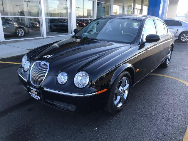2005 Jaguar S-Type 4.2 4.2 4dr Sedan