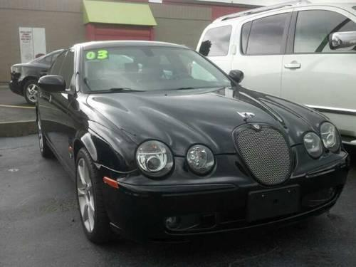 2005 jaguar s type 4dr sdn v8 r supercharged for sale in. Black Bedroom Furniture Sets. Home Design Ideas